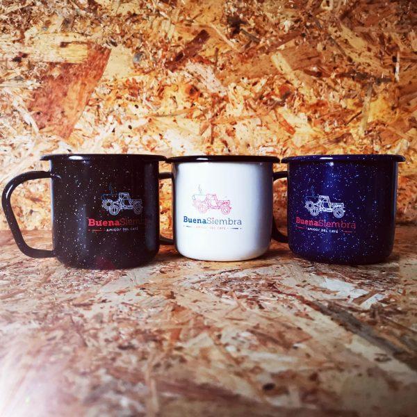 Mugs Peltre Cultura Cafetera